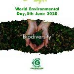 World Environmental Day June 5 2020